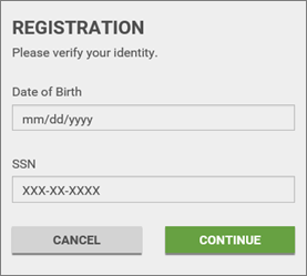 eHub: Employee Registration