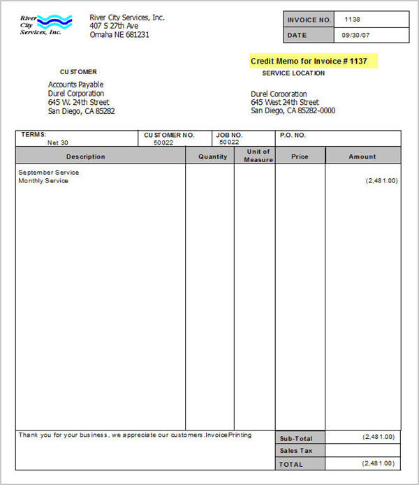 Ar Invoice Processing